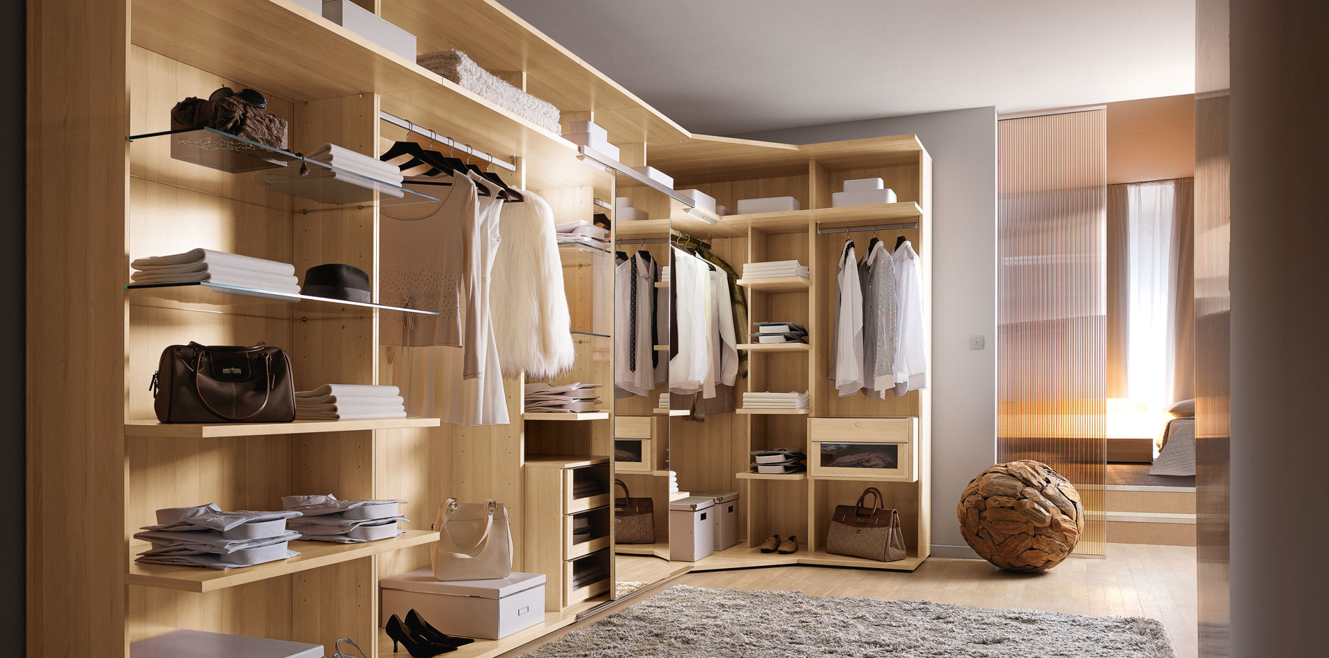 Khmer Furniture Wardrobe Odeas modular walk-in wardrobe in Cambodia